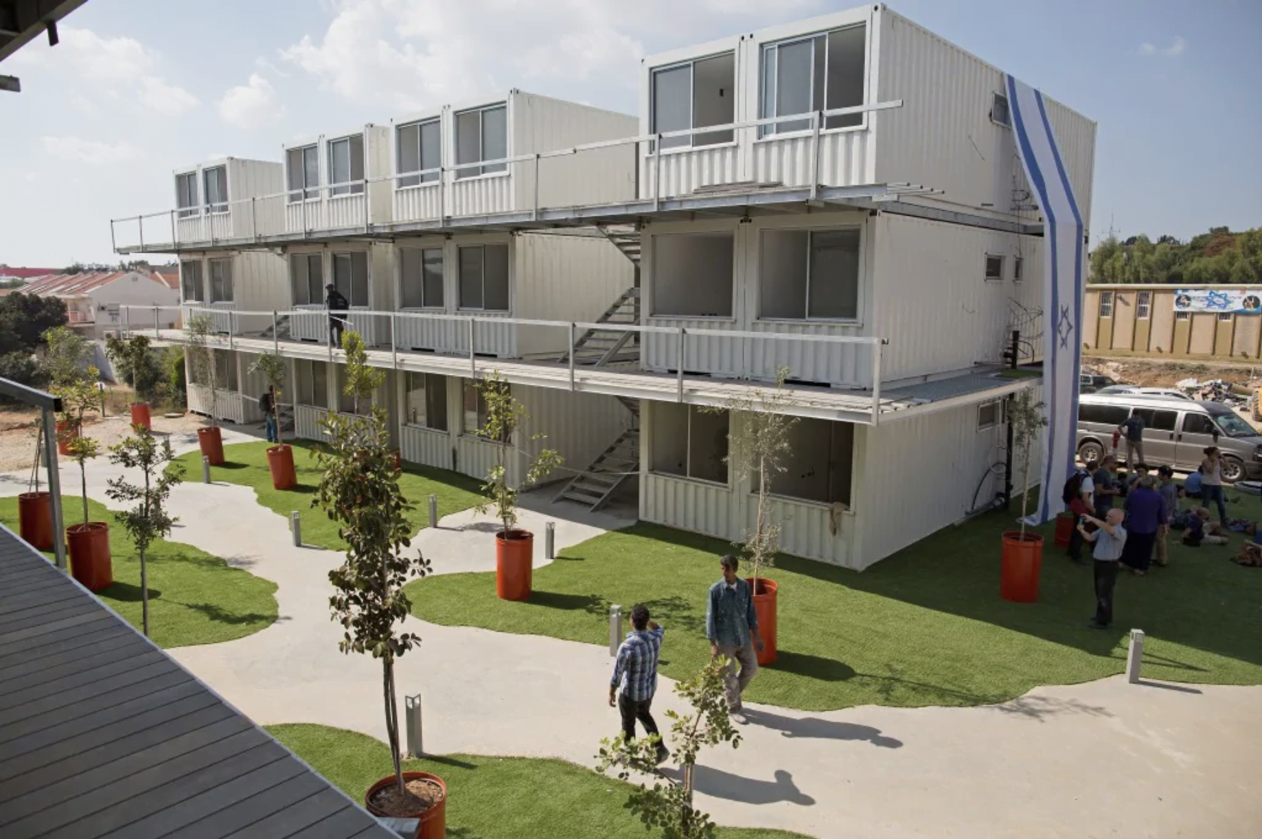 affordable housing student design - HD1838×1222