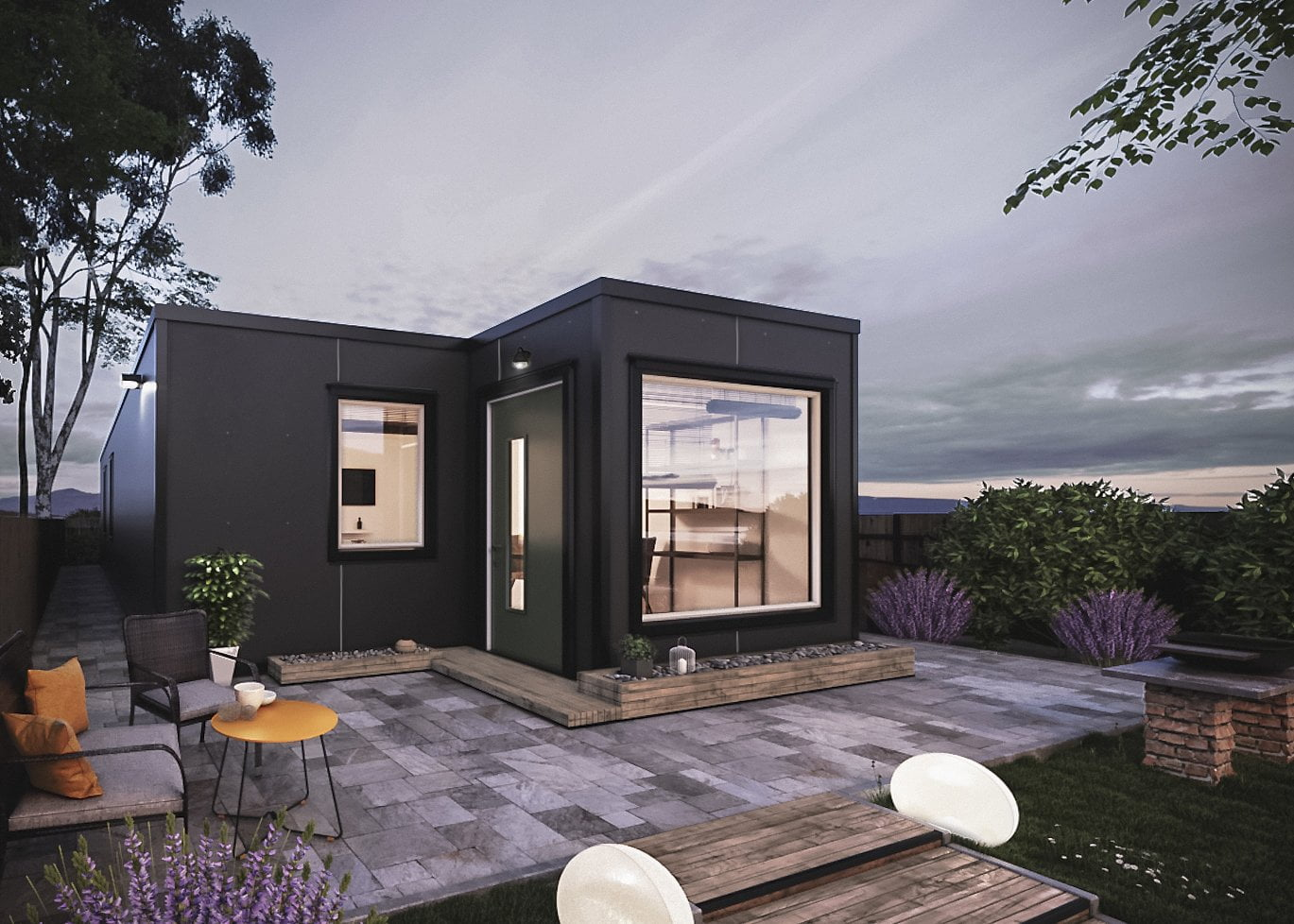 Maximizing space with the help of these shipping container floor plans